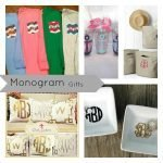 Coffee Talk Monday...Monogram Gifts!