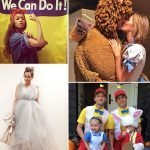 Inspiration from Anywhere...Celebrity Halloween Costumes!