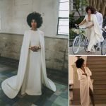 Inspiration from Anywhere...Solange Knowles' All White Wedding!