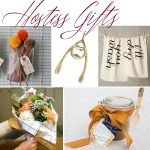 Wedding Wednesday...Thanksgiving Hostess Gifts!
