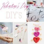 Inspiration from Anywhere...Last Minute Valentine DIYs!