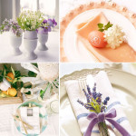 Inspiration from Anywhere....Easter Tablescapes!