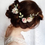 Wedding Wednesday....Flowers in Your Hair!