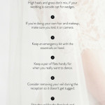 Coffee Talk Monday...9 Must-Know Wedding Fashion Secrets on SMP!