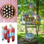 Inspiration from Anywhere....Memorial Day Party Inspo!