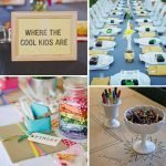 Wedding Wednesday....Kids' Tables!