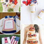 Wedding Wednesday...4th of July Wedding Inspiration!