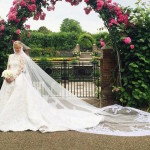 Inspiration from Anywhere...The Modest Bride Trend!